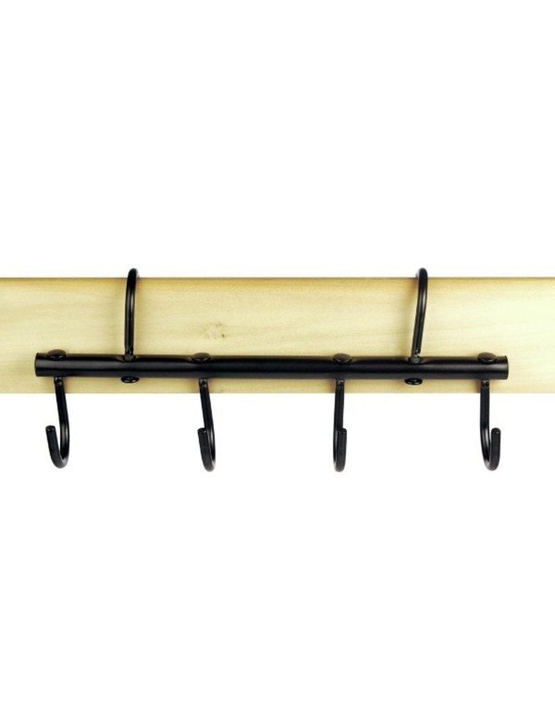 4 Hook Portable Tack Rack