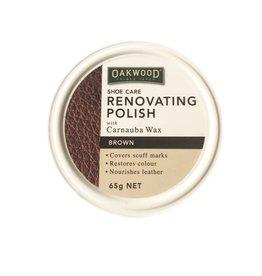 Nunn Finer Oakwood Renovating Boot Polish
