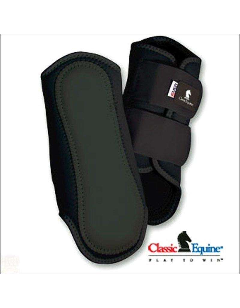 Equibrand Large Classic Splint Boot Black
