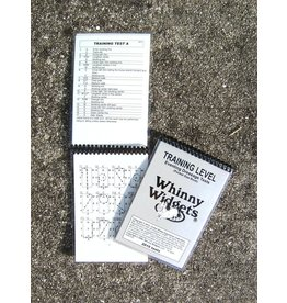 Whinney Widgets Training Level Dressage Test Book