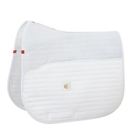 Toklat Dressage Techquilt Sport with Stay Dry White