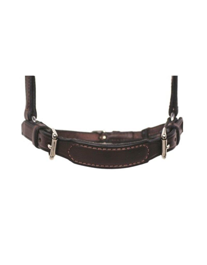 Nunn Finer Horse Adjustable Drop Noseband Black