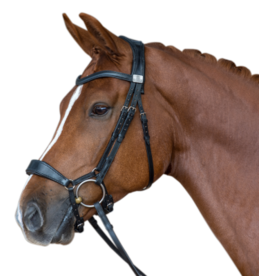 Fairfax Standard Drop Noseband Black