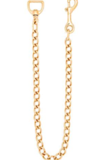 Weaver Lead Chain Brass Plated