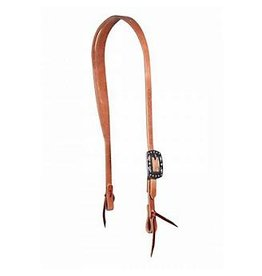 Professionals Choice Headstall Durango 5/8 Feather Buckle