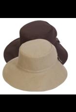 BC Hats Reversible Organic Cotton Ponytail Hat