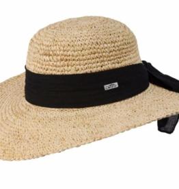 BC Hats Latin Quarter Raffia Sun Hat