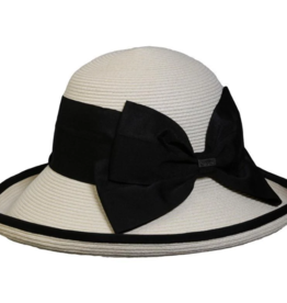 BC Hats Resort Hat with Big Bow