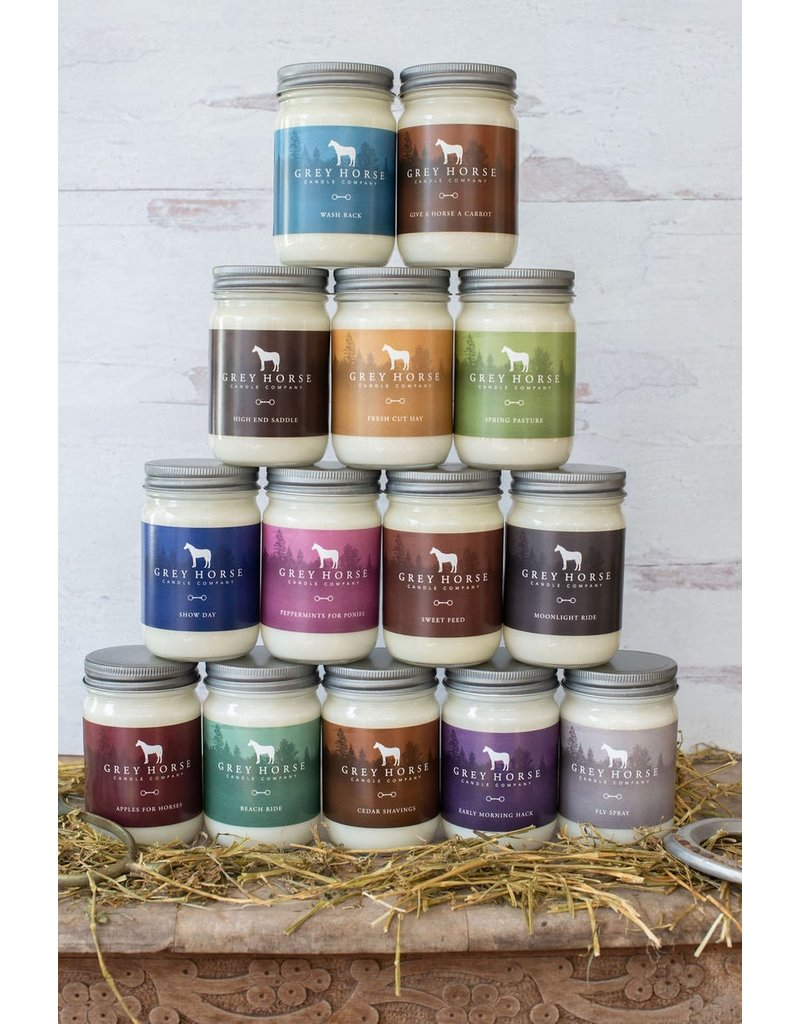 Grey Horse Candle Co Grey Horse Candles