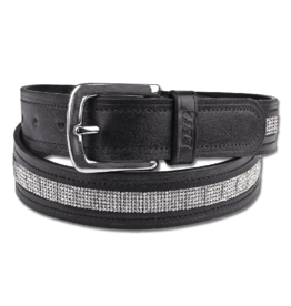 Waldhausen Belt with White Crystals