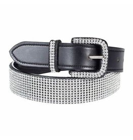 Horze Wide Crystal Belt