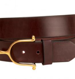 Tory Leather English Spur Belt Havana