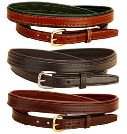 Tory Leather Padded Belt