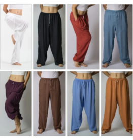 Sure Design Wholesale Soft Cotton Yoga Harem Pants