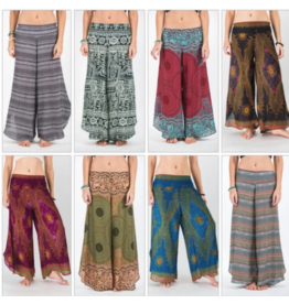 Sure Design Wholesale Standard Drawstring Harem Pants