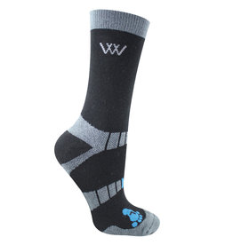 Woof Wear Bamboo Riding Sock 2 Pack
