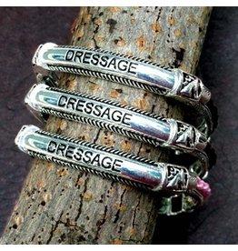 Wyo-Horse Inc Dressage Bracelet w Black Cord