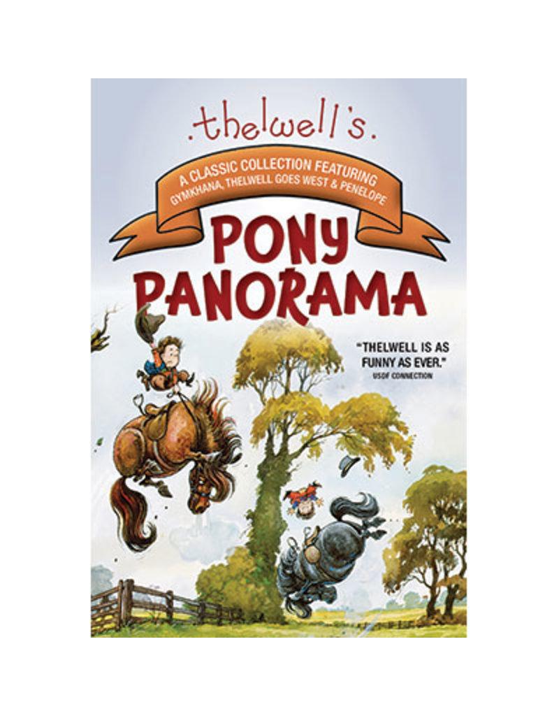 Kelley Thelwell's Pony Panorama Cartoons
