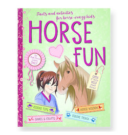 Kelley Horse Fun Game Book