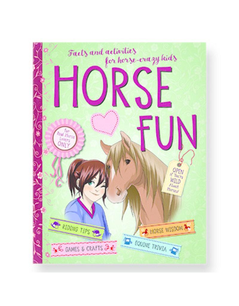 Kelley Horse Fun Game Book