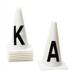 Ovation Dressage Cones Set of 8