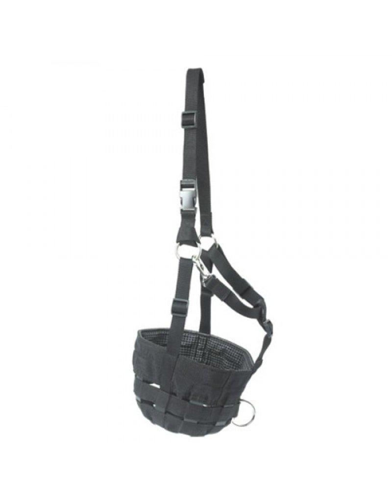 Centaur Cob Centaur Adjustable Comfort Muzzle Black