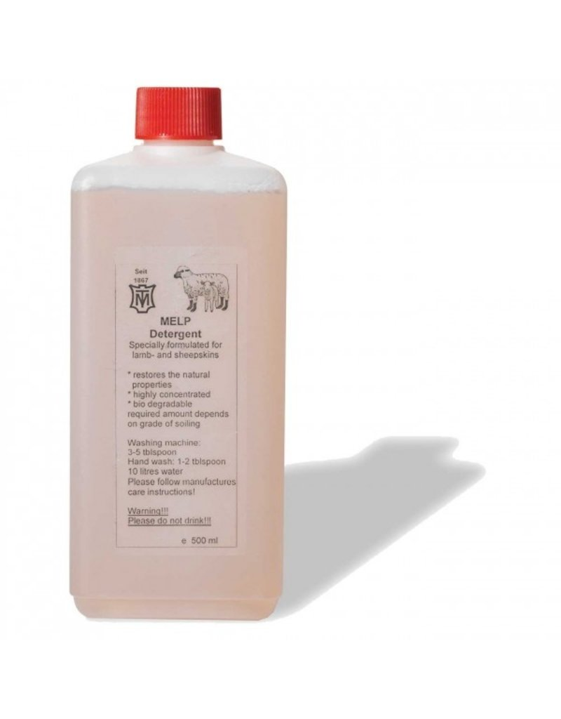 Melp Liquid Sheepskin Wash 250 ml