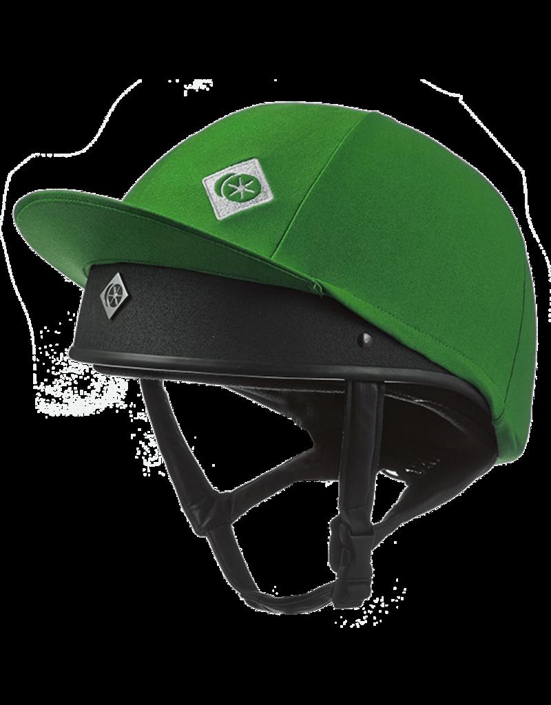 Charles Owen Helmet Cover - Green