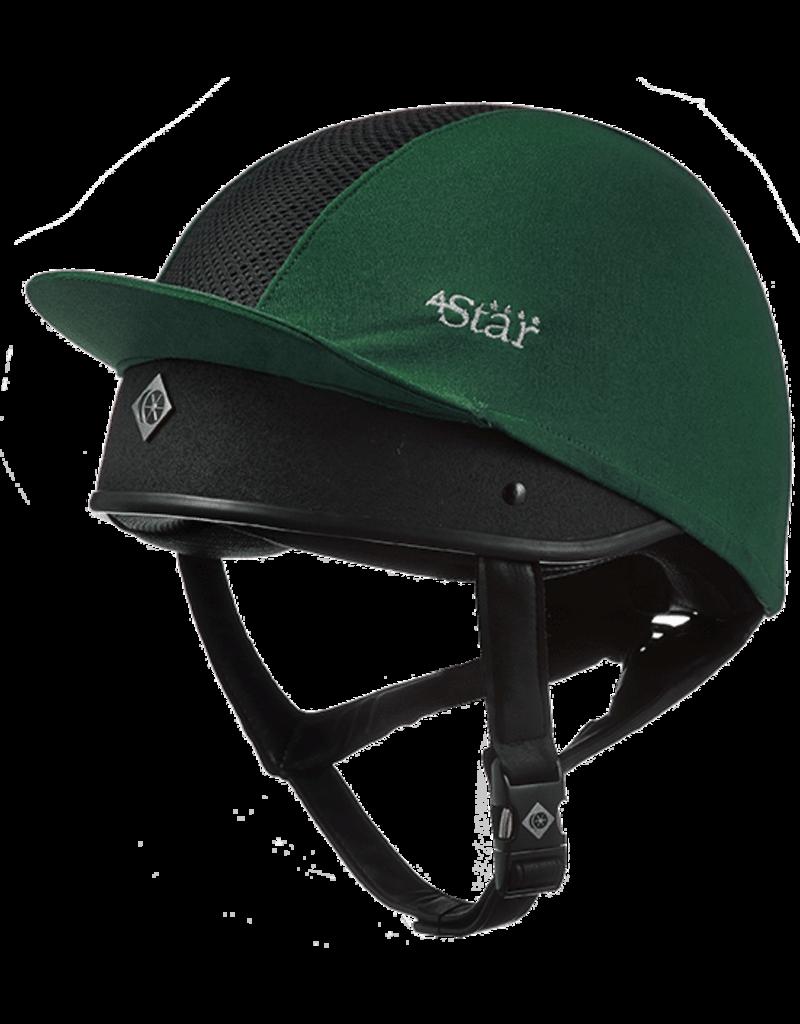 Charles Owen 4 Star Helmet Silks