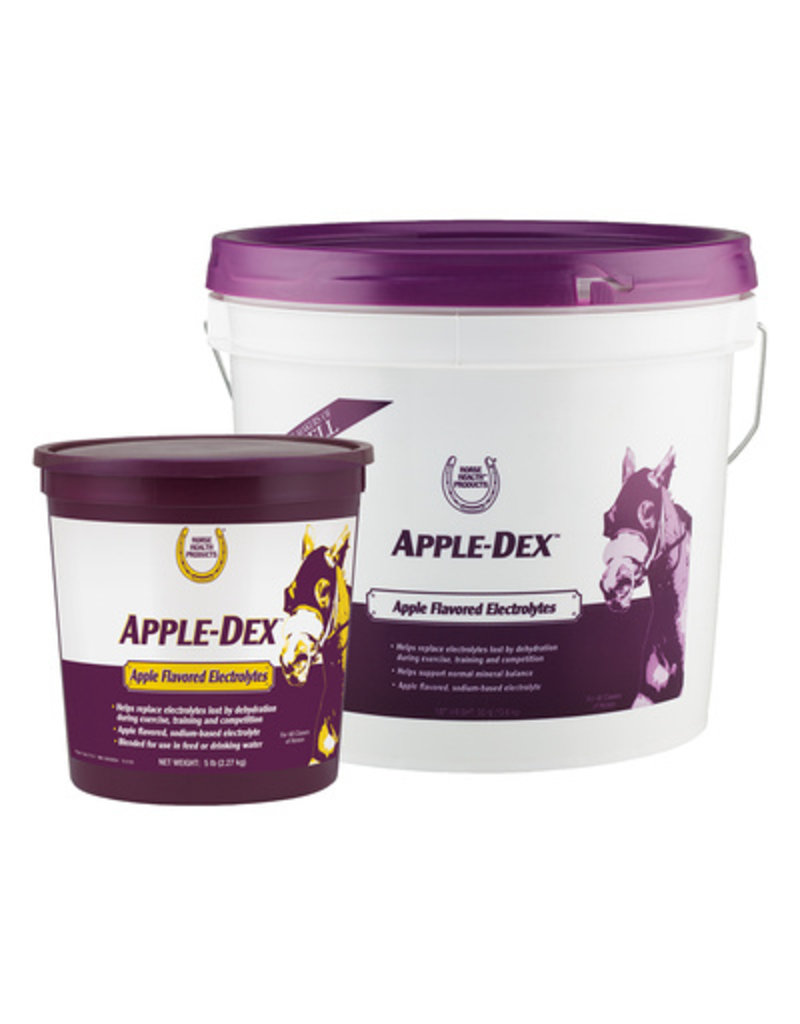Horse Health Products 5 lb Apple Dex Electrolytes