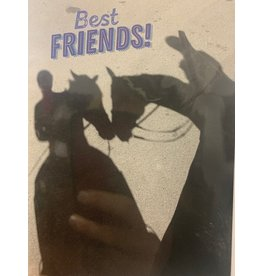 Horse Hollow Press Best Friends Card