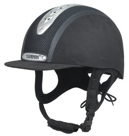 Champion 6 3/4 Evolution Pearl Helmet Black