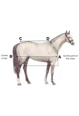 Horseware Amigo Bravo 12 Turnout Lite