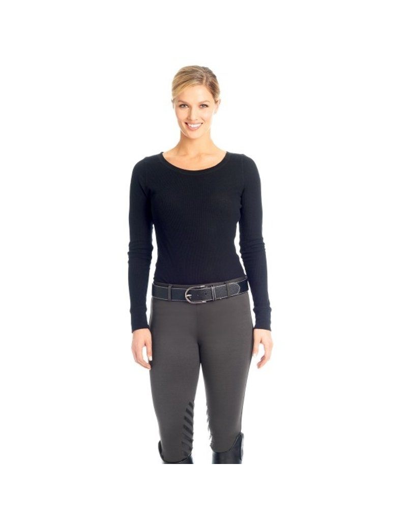 Ovation Child's Winter Pull On GripTec™ Silicone Knee Patch Breech