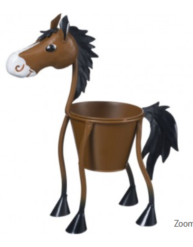 JT Small Horse Planter