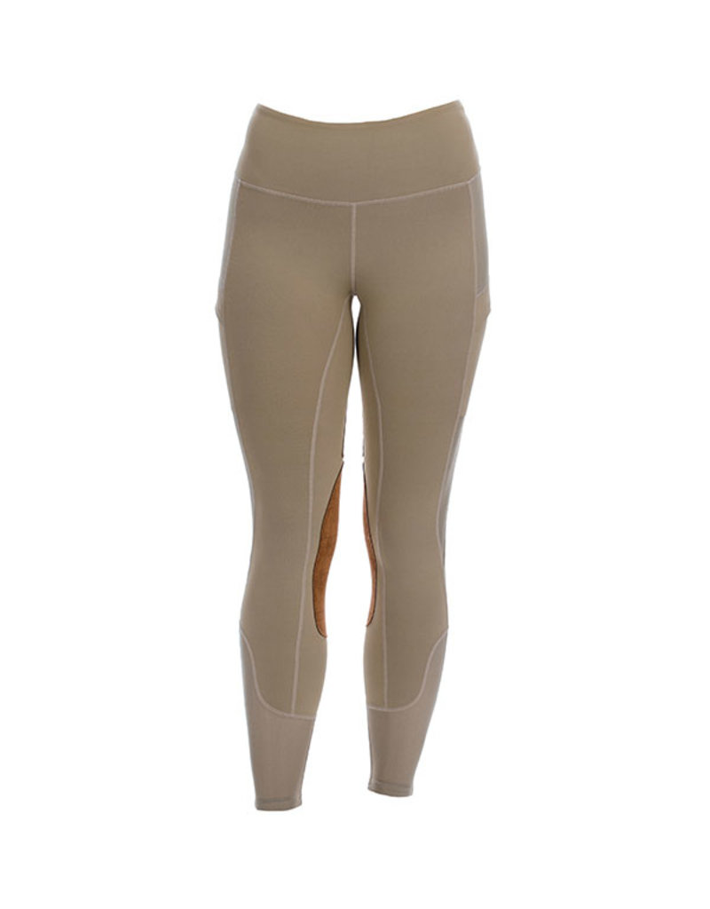 Horseware Ladies Riding Tights Tan Small
