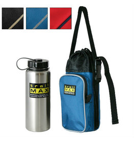 TrailMax Water Pocket with Stainless Steel Bottle