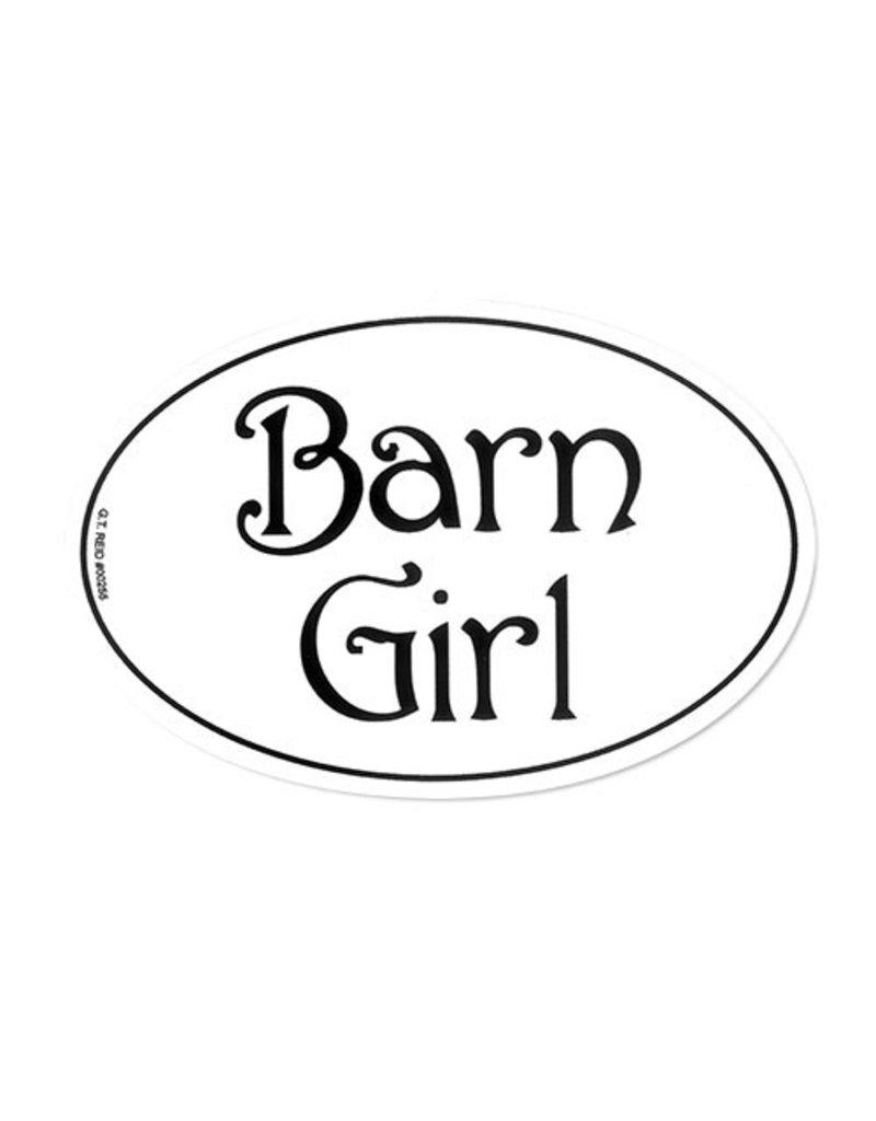 GT Reid Euro Sticker Barn Girl