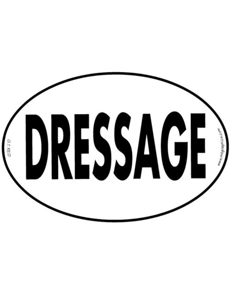 GT Reid Euro Sticker Dressage