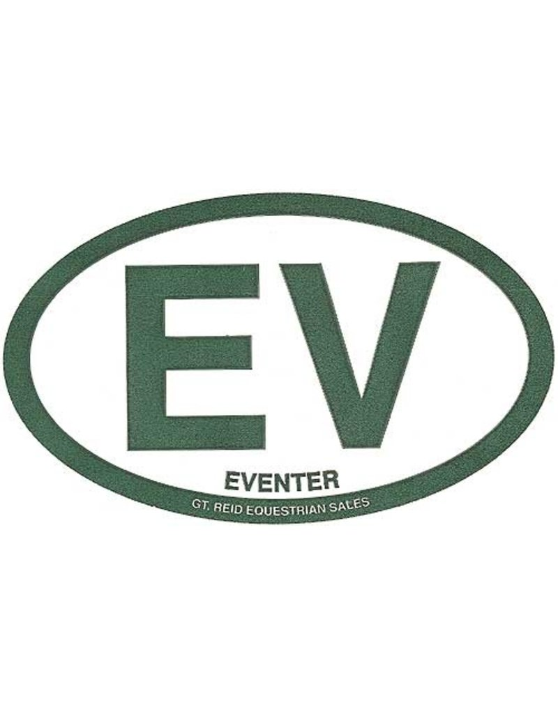 GT Reid Euro Sticker EV Eventer