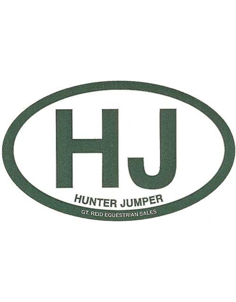 GT Reid Euro Sticker Hunter Jumper
