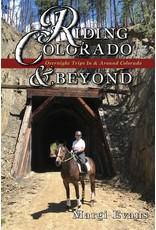 Margi Evans Riding Colorado and Beyond Book
