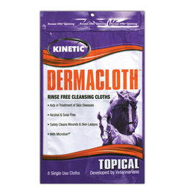Kinetic Derma Cloth 8 pack
