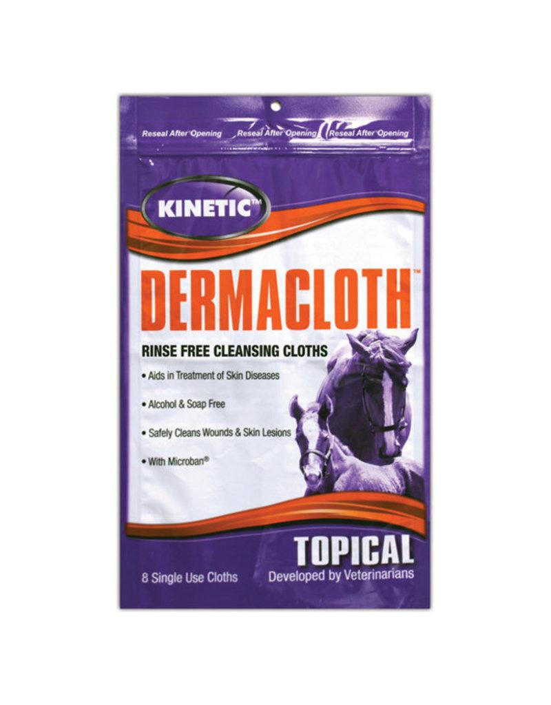 Kinetic Derma Cloth 8 pack
