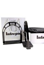 Intrepid International Fast Forward Aluminum Stirrups Black