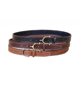 Tory Leather English Spur Belt