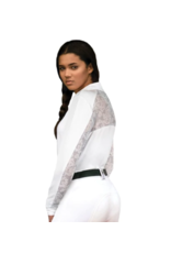Romfh Lace Show Shirt