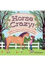 Kelley Horse Crazy Activity Book