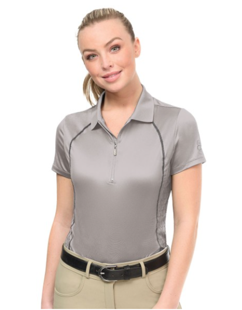 Ovation Thesie Tech Short Sleeve Polo