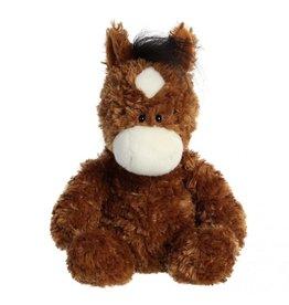 "GT Reid 12"" Plush Sitting Horse"